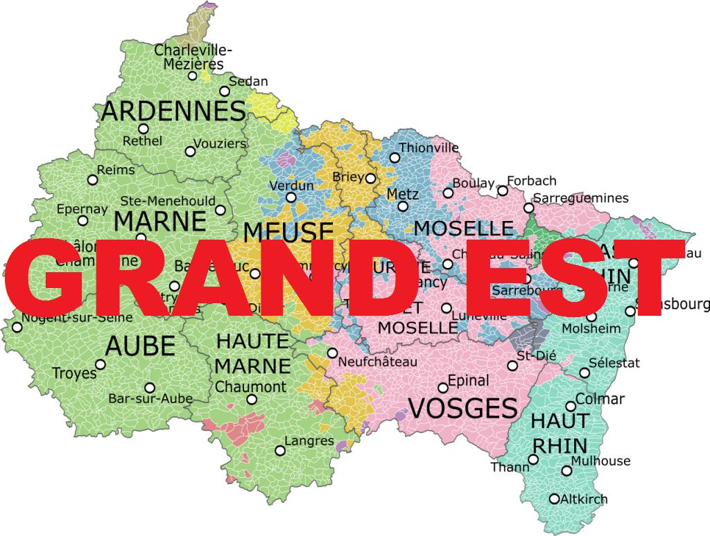 Tournée Est de la France (10 représentations)